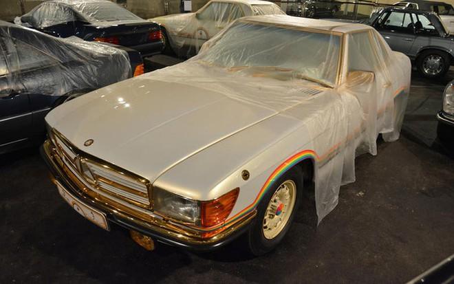 Bộ sưu tập ôtô độc nhất vô nhị của đại gia Ả-Rập - Ảnh 4.