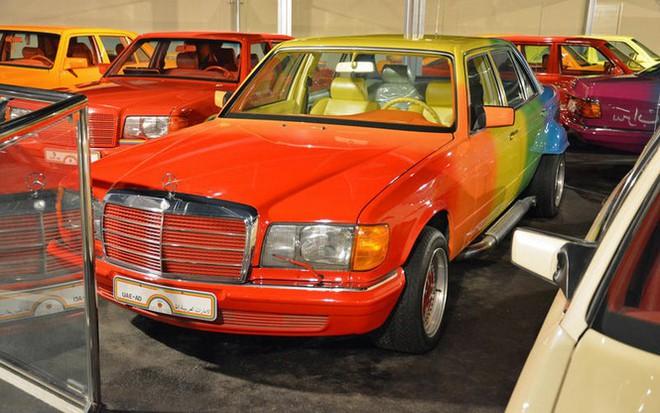 Bộ sưu tập ôtô độc nhất vô nhị của đại gia Ả-Rập - Ảnh 5.