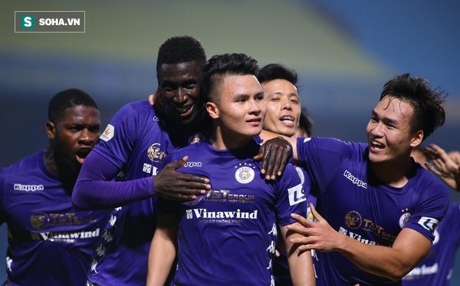 Chuyên gia Vũ Mạnh Hải: Nhìn Hà Nội FC đá, tôi nhớ đến hình ảnh Thể Công của tôi ngày xưa