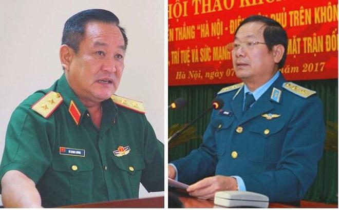 Thủ tướng bổ nhiệm Thượng tướng Lê Huy Vịnh, Trung tướng Võ Minh Lương làm Thứ trưởng Bộ Quốc phòng