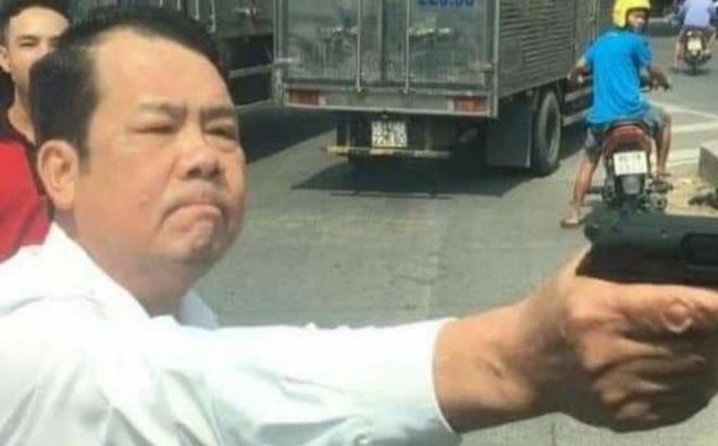 Sắp xét xử lưu động vụ Giám đốc rút súng đe dọa giết người