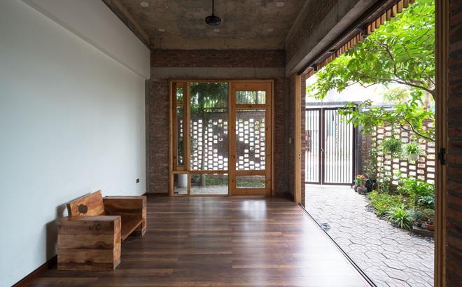 Hải Dương: Ngôi nhà đơn giản nhưng gây ấn tượng cực mạnh
