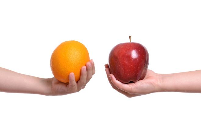 Đặt cam - táo lên bàn cân: Vì sao một quả táo mỗi ngày giúp tránh xa bác sĩ nhưng có chuyên gia vẫn chọn cam? - Ảnh 2.