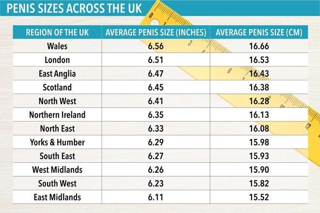 Nam giới nước nào có kích thước 16cm - khủng nhất thế giới? - Ảnh 2.