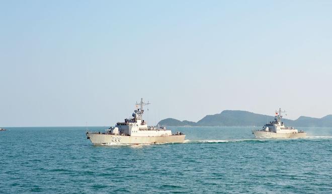 """""""Lá chắn thép"""" bảo vệ bình yên biển, đảo Đông Bắc của Tổ quốc - ảnh 5"""