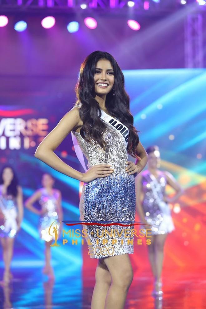 Nhan sắc ngọt ngào, quyến rũ của người đẹp lai đăng quang Hoa hậu Hoàn vũ Philippines - Ảnh 2.