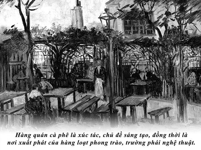 Danh họa Vincent Van Gogh và những quán cà phê đi vào lịch sử  - Ảnh 3.