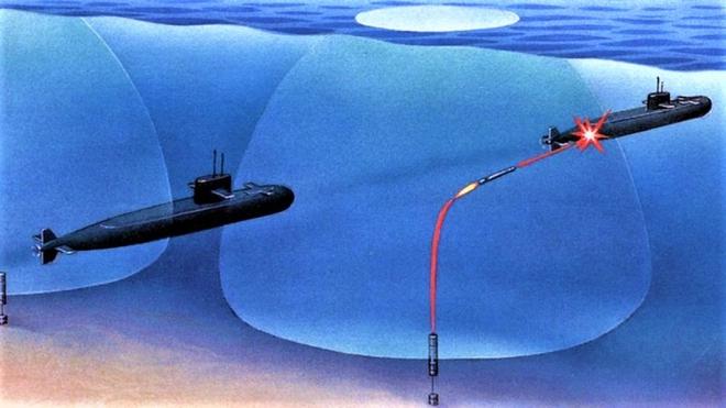 Mìn Hammerhead - Vũ khí không thể xem thường trong chiến tranh trên biển - ảnh 3