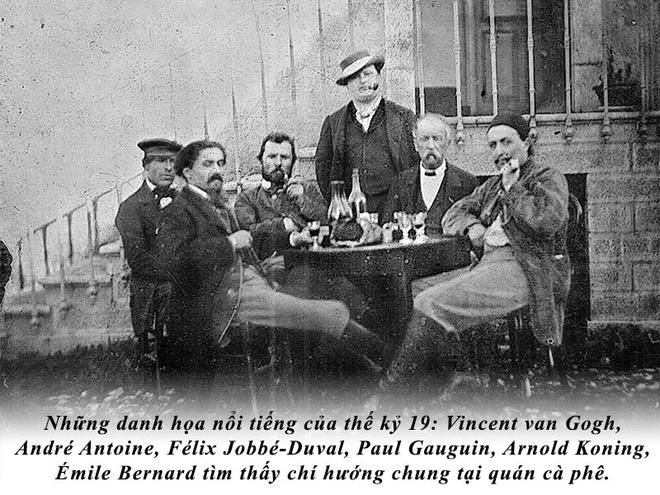 Danh họa Vincent Van Gogh và những quán cà phê đi vào lịch sử  - Ảnh 4.