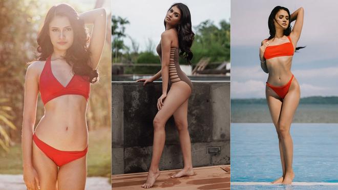 Nhan sắc ngọt ngào, quyến rũ của người đẹp lai đăng quang Hoa hậu Hoàn vũ Philippines - Ảnh 5.