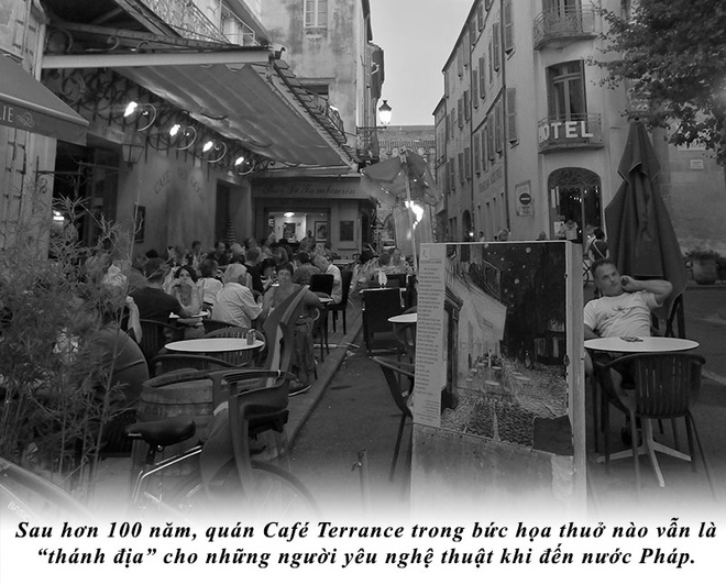 Danh họa Vincent Van Gogh và những quán cà phê đi vào lịch sử  - Ảnh 5.