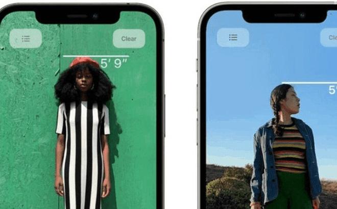 Không hề viển vông như nhiều người tưởng, cảm biến LiDAR trên iPhone 12 Pro cực hữu ích với ngành thời trang