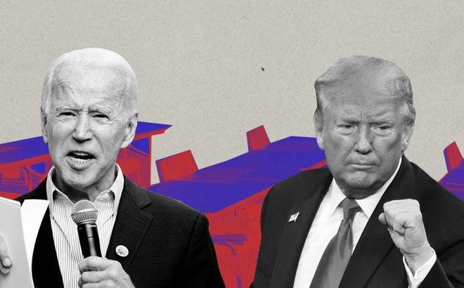 Cuộc so găng Trump-Biden: Kết quả bầu cử Tổng thống Mỹ định đoạt tại 8 bang chiến trường này