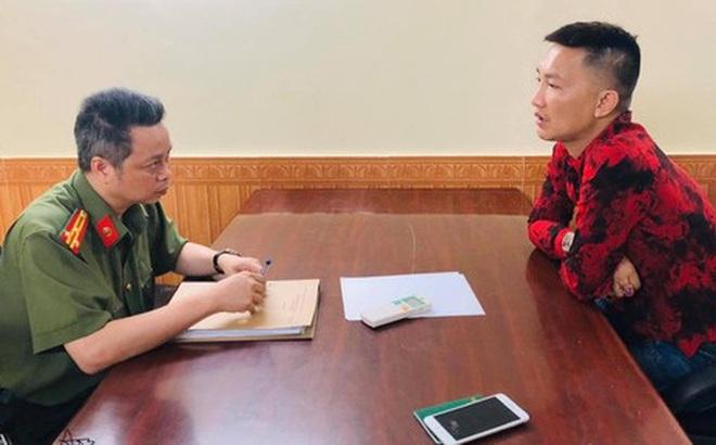 Bị CA triệu tập, Huấn Hoa Hồng thừa nhận cắt ghép clip bản tin đi làm từ thiện lũ lụt miền Trung của VTV