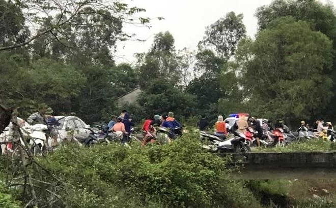 Vụ thanh niên chết cạnh bì đựng chó trong rừng keo: Bắt 2 đối tượng