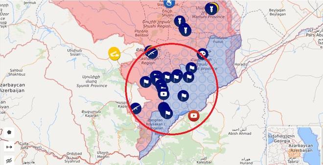 Chiến sự Azerbaijan và Armenia căng thẳng tột độ - Thay đổi chóng mặt, những tin tức cập nhật mới và nóng nhất - Ảnh 1.