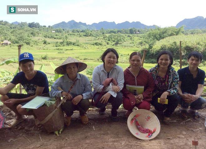 Chuyến đi bí mật tới Việt Nam của người phụ nữ Nhật và 20 năm lăn lộn cùng những nông dân lam lũ như Osin - Ảnh 4.