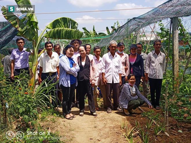 Chuyến đi bí mật tới Việt Nam của người phụ nữ Nhật và 20 năm lăn lộn cùng những nông dân lam lũ như Osin - Ảnh 7.