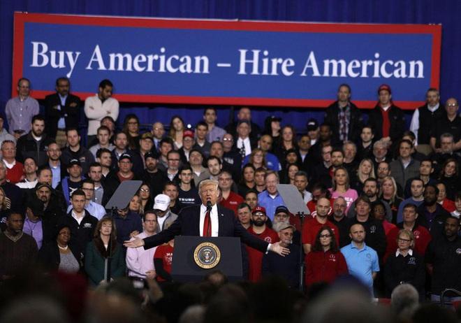 Ông Trump để lại di sản gì cho kinh tế Mỹ sau 4 năm? - Ảnh 1.