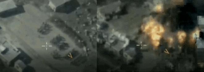 Lộ ảnh khoảnh khắc KQ Nga tung đòn tất sát vào trại huấn luyện do Thổ Nhĩ Kỳ hậu thuẫn - Ảnh 1.