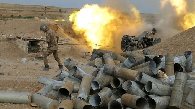Xung đột Armenia-Azerbaijan: Đòn trả đũa của TT Erdogan dành cho những gì Nga làm ở Syria? - Ảnh 1.