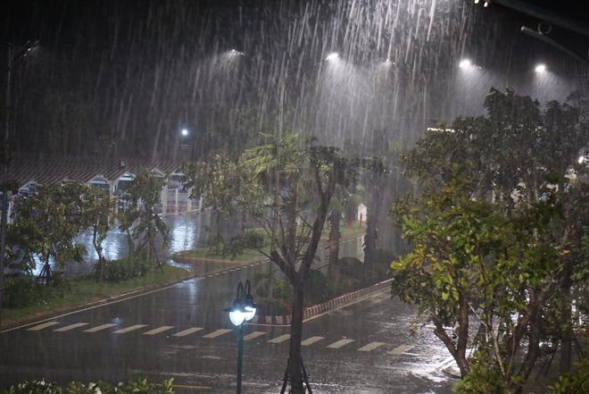 CẬP NHẬT BÃO SỐ 9: Đà Nẵng, Quảng Ngãi bắt đầu có gió giật và mưa lớn; Thời điểm có gió mạnh nhất sẽ từ sáng sớm mai - Ảnh 1.
