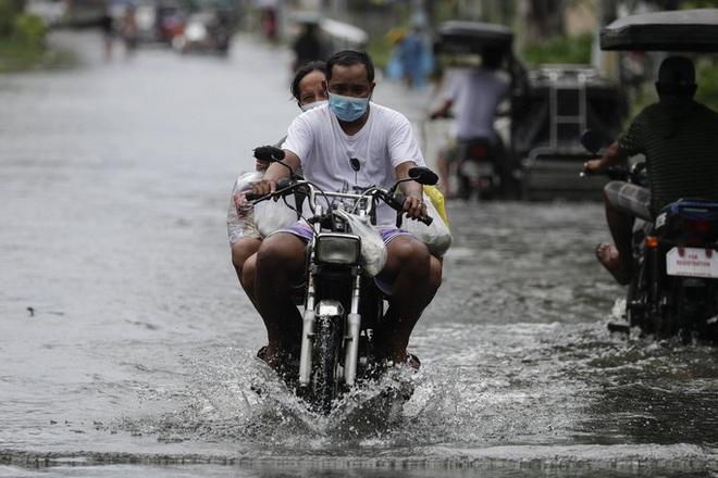 Bão Molave gây thiệt hại diện rộng tại Philippines - ảnh 3