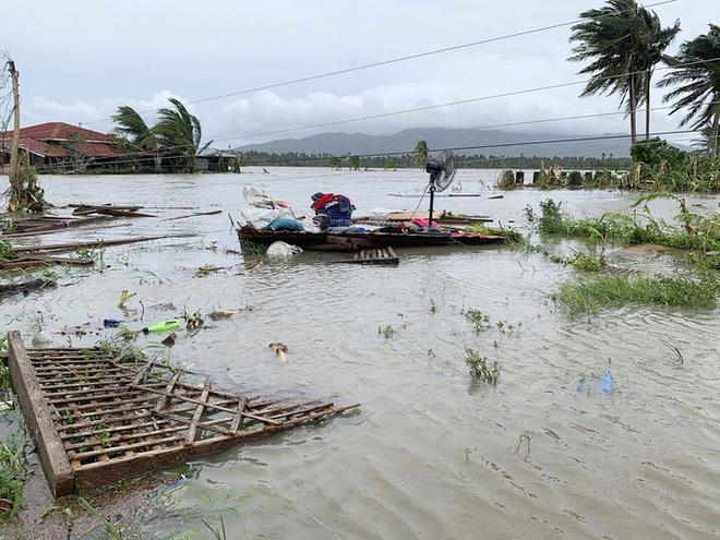 Bão Molave gây thiệt hại diện rộng tại Philippines - ảnh 4