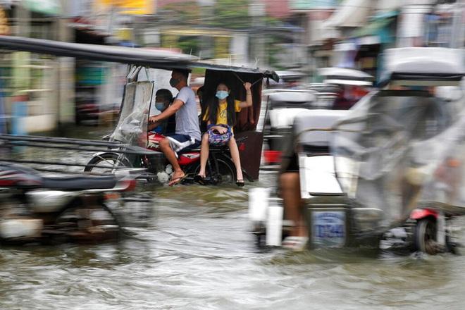 Bão Molave gây thiệt hại diện rộng tại Philippines - ảnh 7