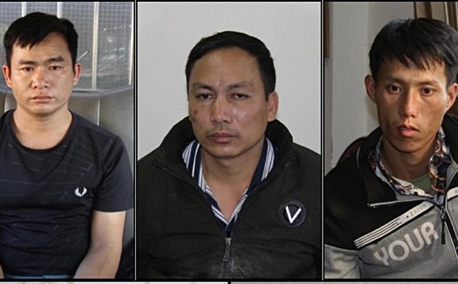 Giây phút trinh sát khống chế 5 đối tượng đang trao tay nhau 6 bánh ma túy ở Lào Cai