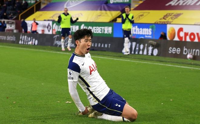Son - Kane tỏa sáng, Tottenham thắng nhọc nhằn Burnley
