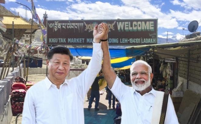 """""""Đứt gánh"""" thỏa thuận ngầm quý giá giữa quân đội Trung Quốc-Ấn Độ: Viễn cảnh u ám đợi người Ấn"""