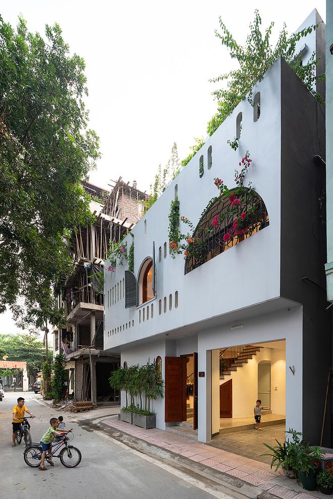 Ngôi nhà Hà Nội như thư viện nổi bật trên báo Mỹ - Ảnh 1.