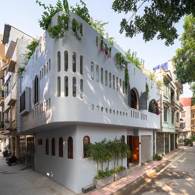 Ngôi nhà Hà Nội như thư viện nổi bật trên báo Mỹ - Ảnh 2.