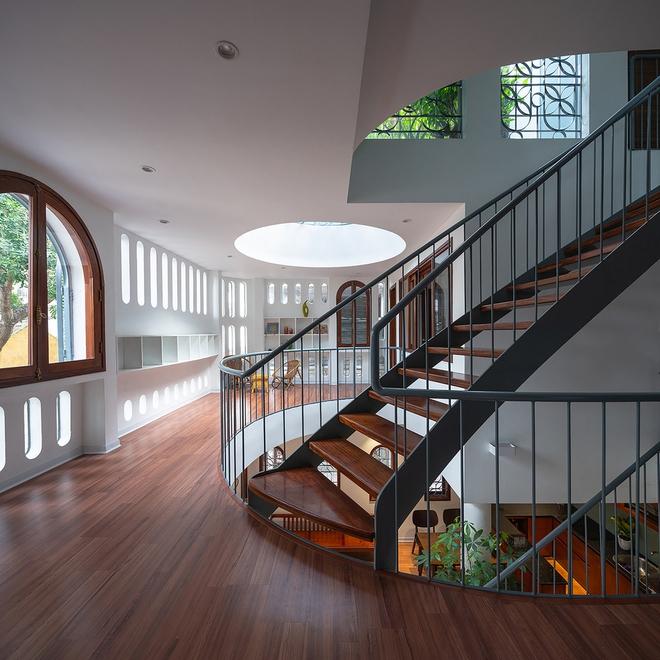 Ngôi nhà Hà Nội như thư viện nổi bật trên báo Mỹ - Ảnh 3.