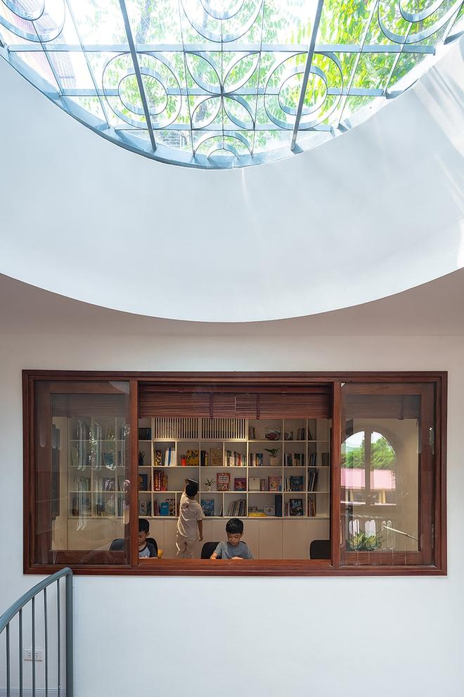 Ngôi nhà Hà Nội như thư viện nổi bật trên báo Mỹ - Ảnh 4.