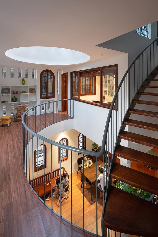 Ngôi nhà Hà Nội như thư viện nổi bật trên báo Mỹ - Ảnh 7.