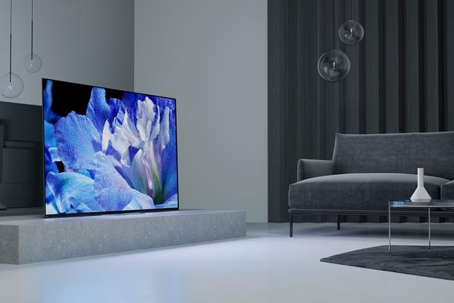 3 mẫu tivi 4K 65 inch màn hình vô cực, mỏng đáng kinh ngạc, giảm giá 10 - 51 triệu đồng - Ảnh 2.