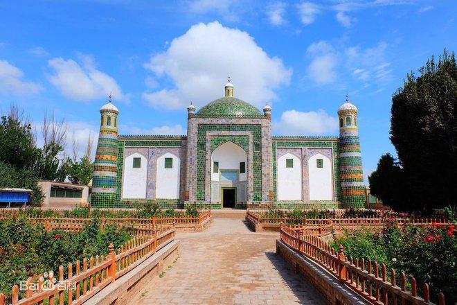 Lăng mộ tỏa mùi thơm: Có phải nơi chôn cất Hàm Hương trong Hoàn Châu Cách Cách? - Ảnh 9.