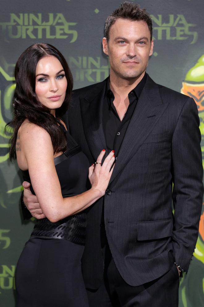 Biểu tượng bốc lửa thế kỷ 21 Megan Fox: Sự nghiệp tuột dốc, 16 năm hôn nhân thăng trầm - Ảnh 8.