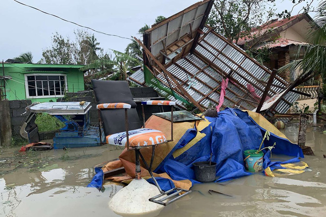 Bão Molave khả năng là cơn bão mạnh nhất, nguy hiểm nhất đổ bộ Việt Nam: Những con số xót xa - Ảnh 5.