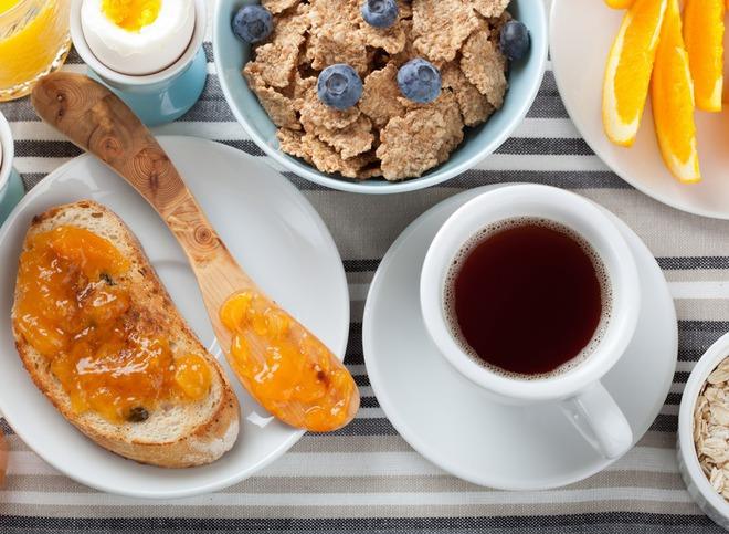 10 thực phẩm nên ăn cho bữa sáng - Ảnh 1.