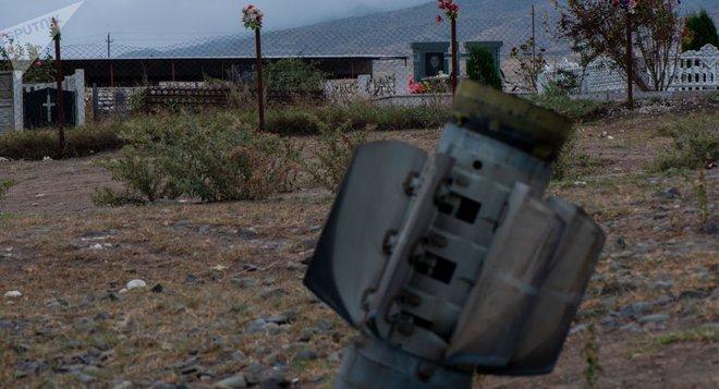 Armenia phản công trên khắp các hướng của mặt trận - Iran tính ra đòn mạnh tay ở biên giới Karabakh? - Ảnh 1.