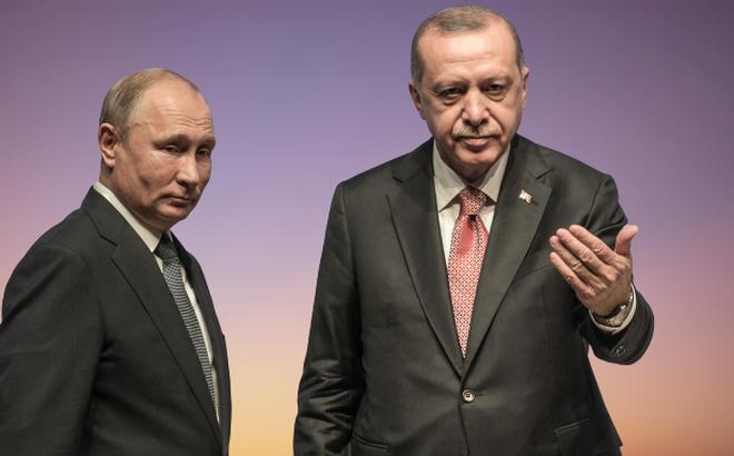 """Đấu với """"kẻ lì lợm"""" Thổ Nhĩ Kỳ, Nga lần hiếm hoi nhờ cậy phương Tây?"""