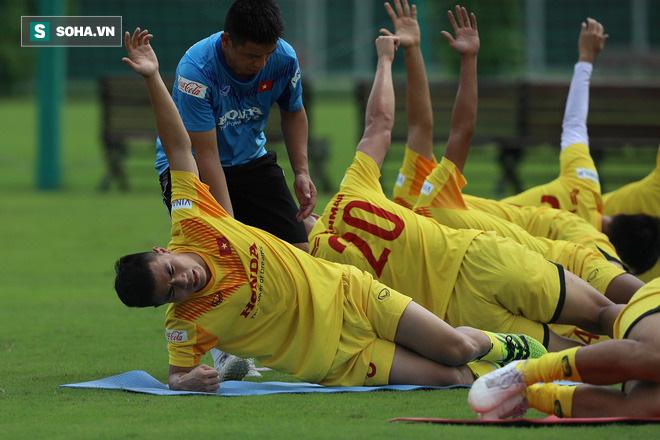 Thầy Park không gọi Văn Hậu, HAGL có 2 cầu thủ được triệu tập lên U22 Việt Nam - Ảnh 1.