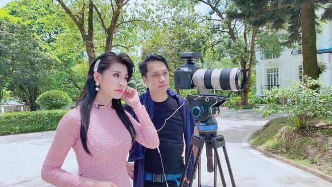 Nữ BTV người Tày có gu thời trang độc, lạ nhất VTV - Ảnh 1.