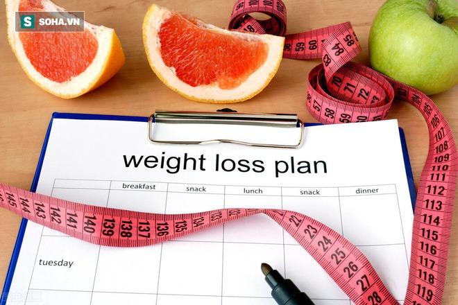 4 lời khuyên đáng giá để giảm cân: Cơ thể bạn sẽ tự gầy đi mà không cần nhịn ăn vất vả - Ảnh 2.