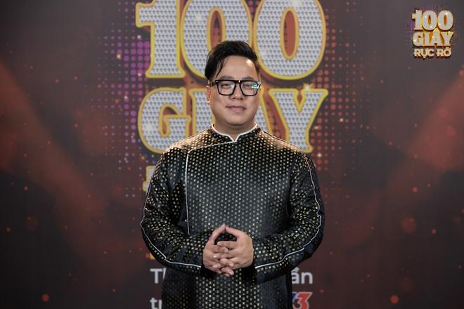 NSƯT Thành Lộc ngồi ghế nóng chung kết 100 giây rực rỡ - Ảnh 1.