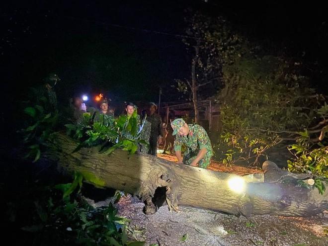 Hiện trường tìm kiếm nạn nhân bị vùi lấp trong thảm họa sạt lở ở Trà Leng, Nam Trà My - Ảnh 11.