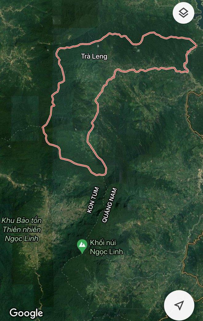 SẠT LỞ Ở QUẢNG NAM: Tìm thấy thêm 5 thi thể, công binh bắt đầu tiếp cận thông tuyến đường vào Trà Leng - Ảnh 1.